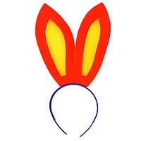 Антенка обруч Bonita Уши Зайца Разноцветный