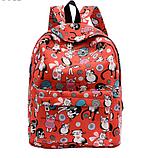 Стильный женский рюкзак Кошечки Школьный городской, фото 4