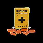 Головоломка Греческий крест, IQ Puzzle Фитнес для мозга, 1 шт