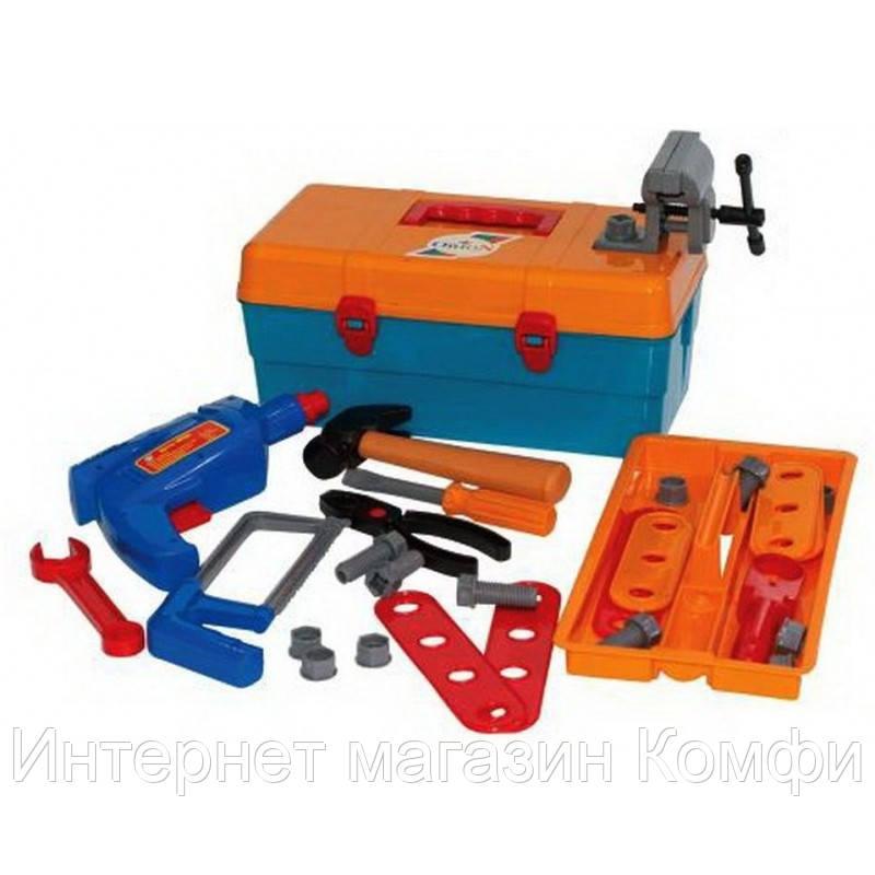 🔥✅ Детский Игровой Набор Маленький Механик 921 Орион, Набор маленького механика 921