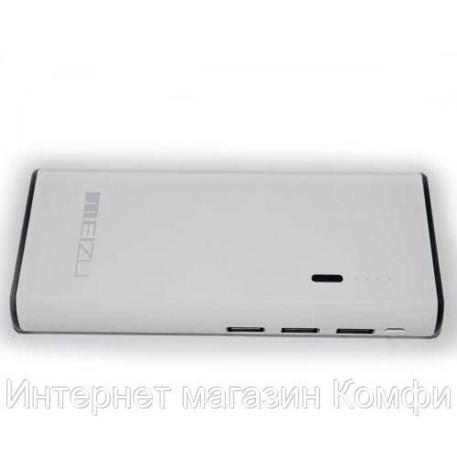 🔥✅ Портативное зарядное USB зарядка Power Bank Meizu 30000