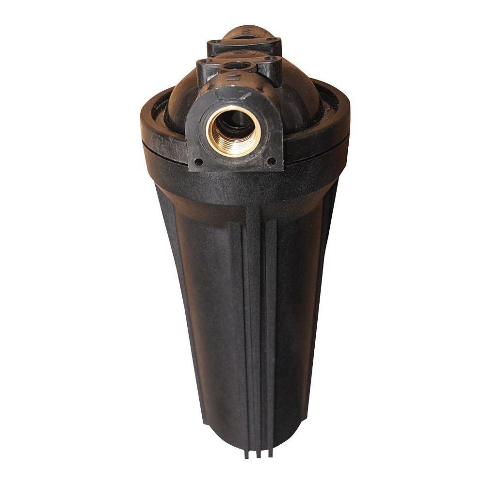 Усиленный фильтр-колба для горячей воды BIO+ systems HT-10 1/2'