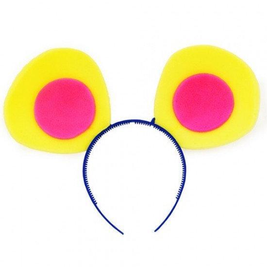 Антенка обруч Bonita Ушки Микки Маус Разноцветный