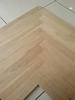 Паркет дуб канадский натур 500х70х15, фото 1