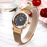 Часы женские Modiuz Starry Sky золотые очень красивые 3 цвета