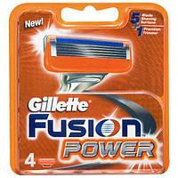 Сменные картриджи Fusion 5 power, 4шт