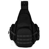 Походный тактический рюкзак 20L черный