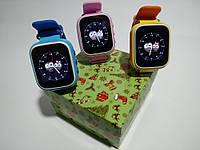 Смарт часы Q70 для детей с трекером, smart baby watch, умные часы, умная электроника