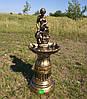 Декоративный фонтан Девушка на камне, фото 2