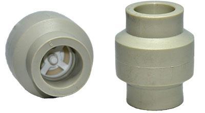Полипропиленовый обратный клапан для систем трубопроводов