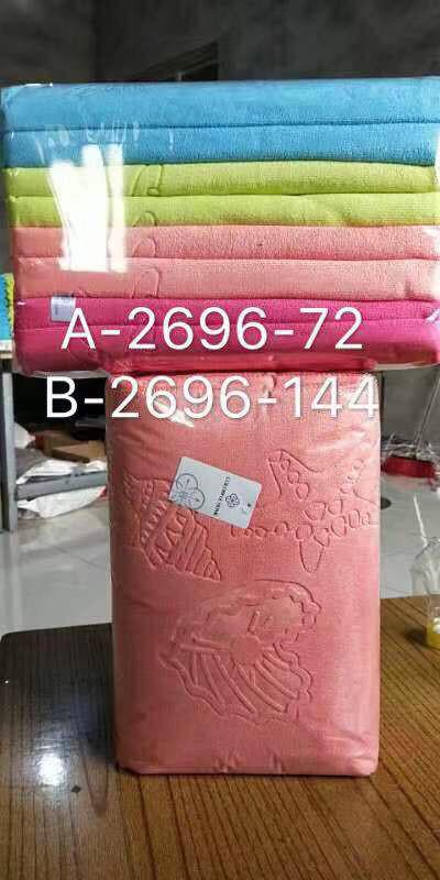 Полотенце банное микрофибра 70*140 (от 8 шт)
