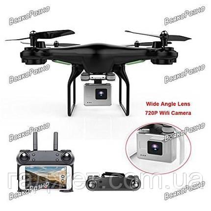 Квадрокоптер L500HD 2.4G WiFi FPV камера 720P. Дрон. Коптер., фото 2