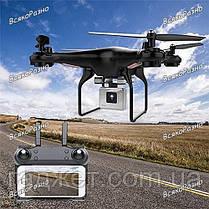 Квадрокоптер L500HD 2.4G WiFi FPV камера 720P. Дрон. Коптер., фото 3