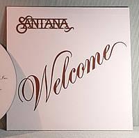 CD диск Santana - Welcome, фото 1