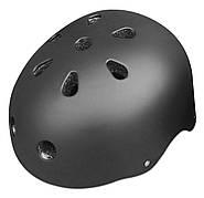 Захисний шолом Rover HJ0-04 (M) Чорний матовий (361436)