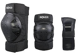 Комплект защиты Rover HJ0-04 (M) 3в1 Черный (361434)