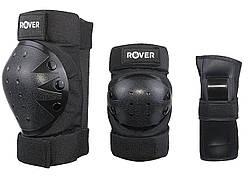 Комплект защиты Rover HJ0-04 (S) 3в1 Черный (361435)