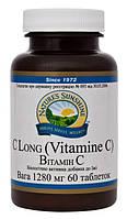 Витамин С натуральный Vitamin C - 60 таб - NSP, США