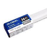 Світильник 36W лінійний із захистом від вологи яскравий LED IP65 GLOBAL, фото 2
