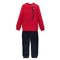 Спортивный костюм с толстовкой с логотипом Brums 000BFEP002 красный 110-122