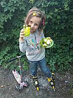 Стаканы одноразовые премиум для детского праздника, дня рождения, кенди бара  CFP 6 шт 220 мл, фото 1