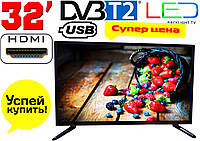 "🔥✅ LED Телевизор Samsung 32"" БЕЗ snartTV, DVB-T2 L32 Реплика (LY390D16A180728284W) USB HDMI"