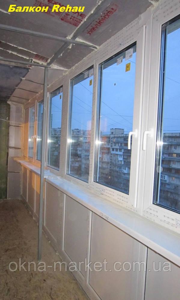 Выносные балконы ― гарантия надежности