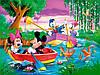 """Вафельные картинки """"Микки Маус 2"""" А4 (код 01262)"""