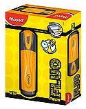 Текст-маркер FLUO PEPS Classic оранжевый Maped, фото 2