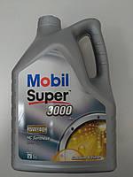 Масло Mobil  Super 3000 X1 5W40 5л синтетическое   150565