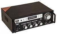 Усилитель Звука UKC SN-555BT FM USB + Bluetooth + Караоке, фото 1