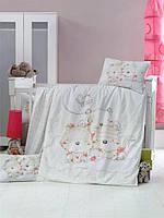 """Детский комплект постельного белья, """"Доброй ночи"""", Ранфорс, 100% хлопок"""