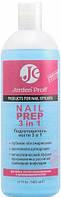 Nail Prep 3 in 1 Jerden PROFF подготовитель ногтя  500 мл