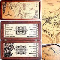 Нарды деревянные Легенда