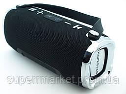 Hopestar H24 10W портативная колонка с Bluetooth FM и MP3, черная, фото 2