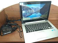 Компактный Ноутбук Asus S300CA Core i5/750GB/4GB Сенсорный экран