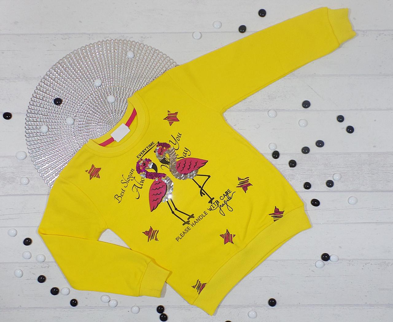 Реглан турецкий для девочек оптом рост 98,104,110,116,128 (5 ед. в уп.) ткань двухнитка начес