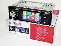 "🔥✅ Автомагнитола Pioneer 4019CRB MP4 ISO LCD 4.1"" Bluetooth +пульт на руль с выходом под камеру заднего вида"