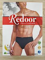 Плавки мужские хлопок REDOOR ассорти в ростовке 18 шт трусов разные размеры ТМП-20106