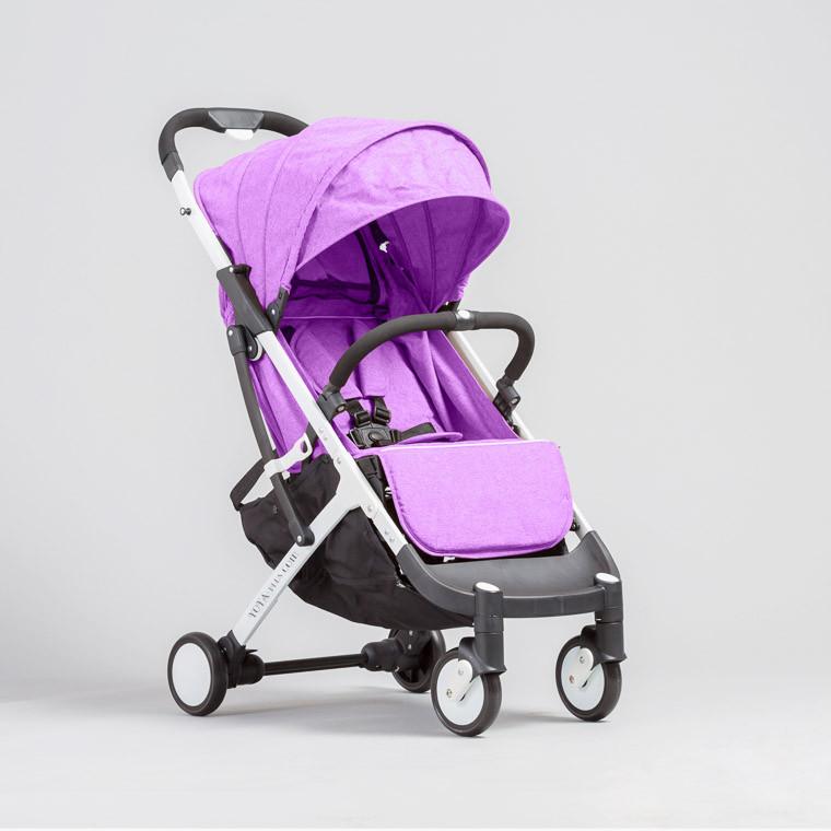 Прогулочная коляска Yoya Plus Фиолетовая (644634493)