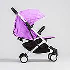 Прогулочная коляска Yoya Plus Фиолетовая (644634493), фото 4