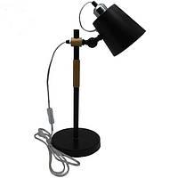 Лампа настольная 81025-1T BK