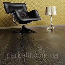 Паркетная доска Karelia Impressio Дуб Голд, 1-полосная, лак