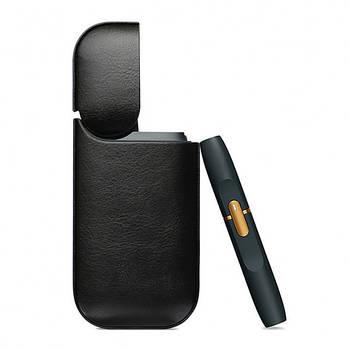 Чехол Primo Smooth для IQOS 2.4 Plus - Black