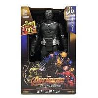 Фігурка Чорна Пантера Avenger Месники (30 см) Війна Нескінченності