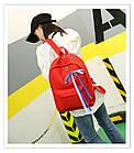 Рюкзак Kronos Top С лентами Красный (stet_914.3), фото 3