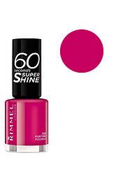 Rimmel 60 Seconds Colour Лак для ногтей 323 8 мл Код 18006