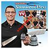 Точилка для ножів, ножиць Samurai Pro з присоском