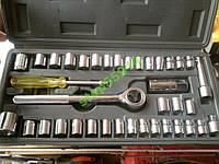 Набор инструмента из 40 предметов в кейсе, фото 1