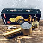 Микрофон DM Karaoke WS668 Золото, фото 3